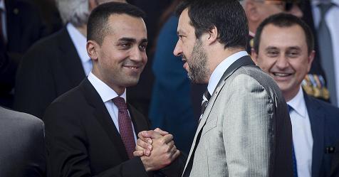 Di Maio: jobs act va rivisto. Salvini: combatteremo precarietà e immigrazione clandestina – Rai News