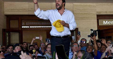 Migranti. Salvini: Mediterraneo è diventato un cimitero, basta partenze – Rai News