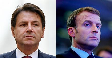 Caso Aquarius, Macron: non posso dare ragione a chi provoca. Conte: senza scuse non vado a Parigi – Rai News