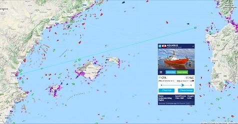 Aquarius supera la Sardegna. Due uomini presunti annegati nel salvataggio di sabato scorso – Rai News