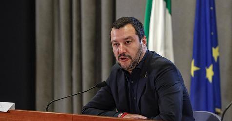 """Fondi Lega, Salvini: """"Attendo data incontro con Mattarella"""". Il Capo dello Stato non commenta – Rai News"""