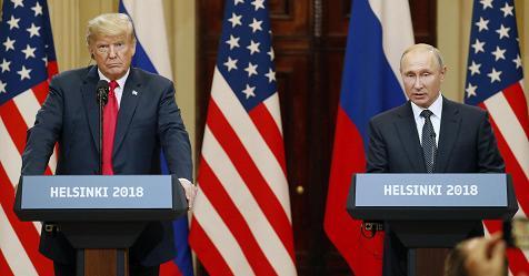 """Vertice Usa-Russia, Putin: """"Non abbiamo mai interferito nel voto americano"""" – Rai News"""