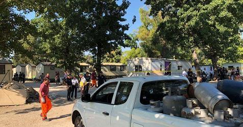 "Camping River, i residenti: ""Sgomberati come animali"". Vigili: ""Accuse false"" – Rai News"