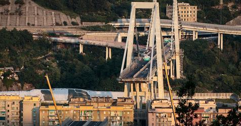 Genova, un mese fa il crollo di Ponte Morandi. Una città spaccata in 2 ricorda giorno del disastro – Rai News