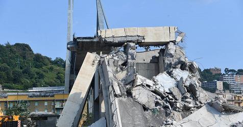 Genova, la Commissione del Mit: crollo più da struttura che da stralli – Rai News