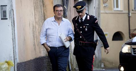 Arrestato per corruzione il sindaco di Ponzano Romano. Indagato anche Denis Verdini – Rai News