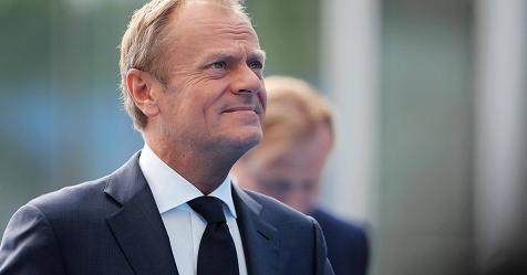 """Tusk: """"Migranti, basta usare la crisi per giochi politici"""" – Rai News"""