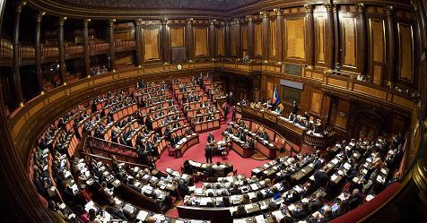 Dl sicurezza al Senato: seduta sospesa, discussione riprende domani – Rai News