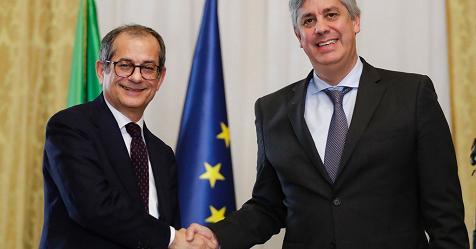"""Manovra, Tria: """"Para evitar el procedimiento de infracción de la UE sería una corrección suicida"""""""