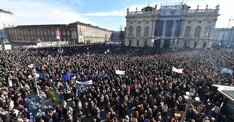 Tav: a Torino la manifestazione per sostenere l'opera: governo sblocchi i lavori – Rai News