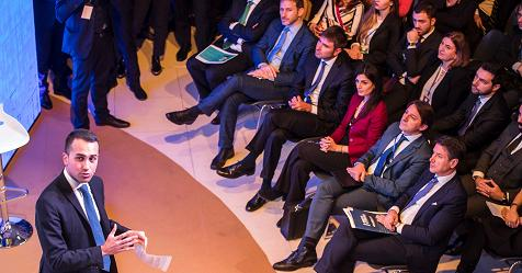 M5S, Grillo: la più grande manovra finanziaria del Paese – Rai News