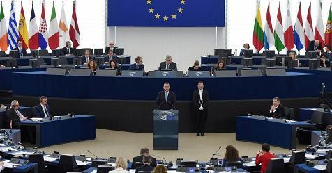 Copyright il parlamento europeo approva la direttiva sul for Votazioni parlamento