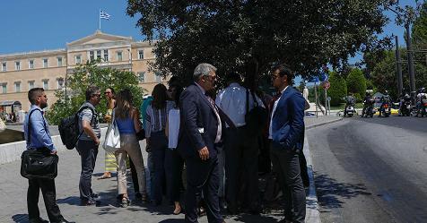Grecia, forte scossa di terremoto ad Atene: telecomunicazioni fuori uso