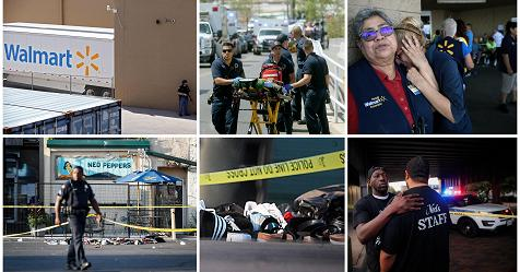 El Paso e Dayton, weekend di terrore negli Usa: due stragi e 29 morti
