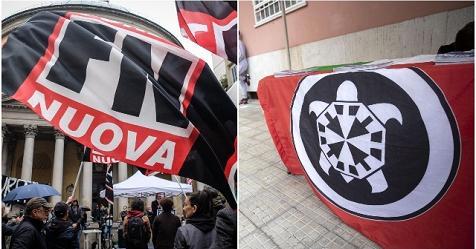 Casapound e Forza Nuova azzerati su Facebook e Instagram: chiuse pagine e profili – Rai News