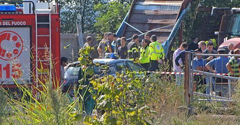 Pavia, 4 operai annegano nella vasca di un'azienda agricola. Bellanova: la sicurezza è un diritto – Rai News