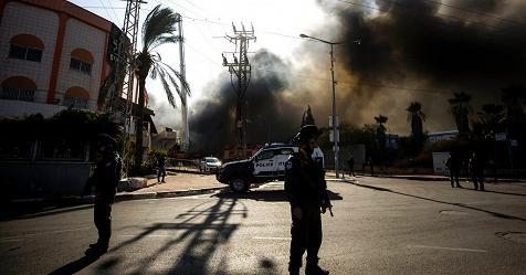 Tensione a Gaza, capo Jihad ucciso, 5 morti, razzi lanciati da Striscia, esercito invia rinforzi – Rai News