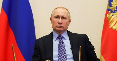 """Russia, Putin: """"Referendum costituzionale fissato il primo luglio"""" – Rai News"""