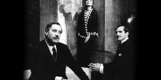 """Grandi attori: Romolo Valli in """"Il giuoco delle parti"""" 1 - Rai ..."""