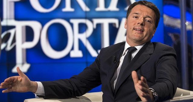 Crisi migranti, Renzi: o aiuto o nel 2017 veto su bilancio Ue