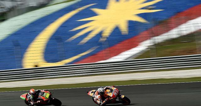 Marquez vola nelle libere in Malesia