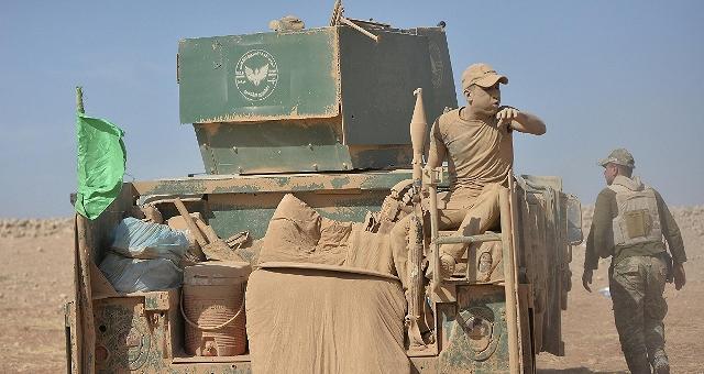"""Battaglia di Mosul """"Liberati 30 villaggi"""""""