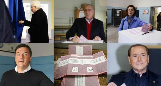Referendum, alta affluenza Alle 12 ha votato il 20,14%