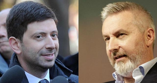 Speranza: Gentiloni tema Renzi,  non noi. Guerini: mettete da parte l'odio