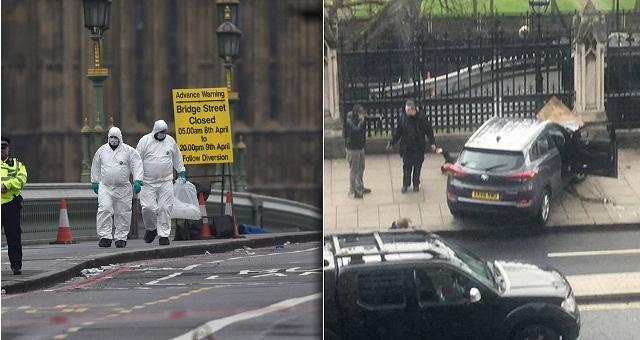 """Altri due arresti """"importanti"""". Il killer Masood era un insegnante di inglese"""