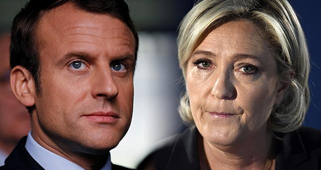 Presidenziali Francia, è ballottaggio tra Emmanuel Macron e Marine Le Pen