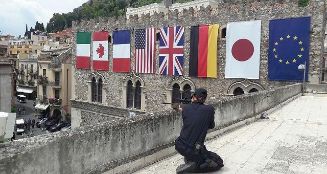 Al via il G7 di Taormina. Terrorismo clima e migrazioni le sfide dei 7 Grandi