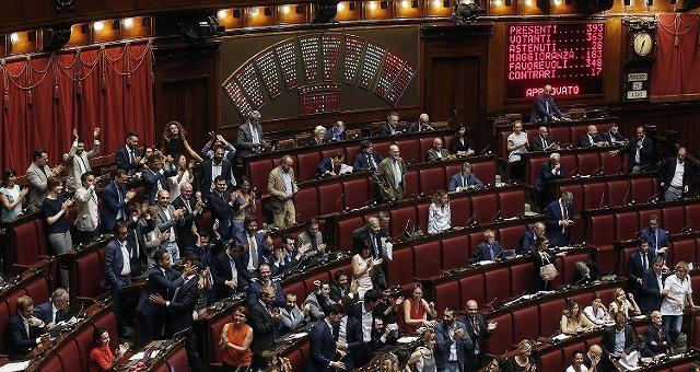 La Camera approva l'abolizione dei vitalizi. Il testo passa al Senato
