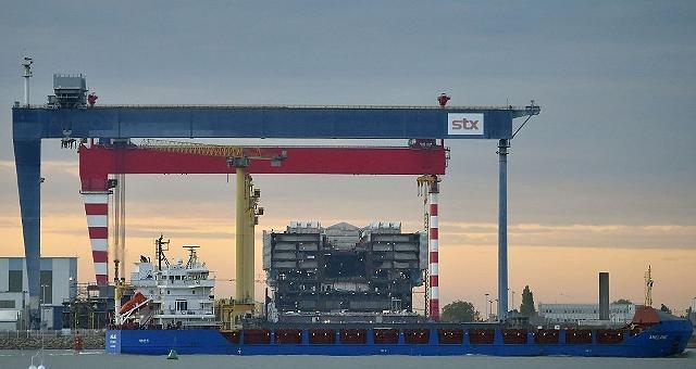 Fincantieri, la Francia annuncia la nazionalizzazione di Stx