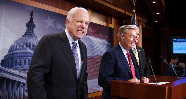 Il Senato boccia testo 'smilzo'  per la revoca dell' Obamacare