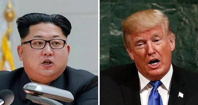 """Kim Jong-un contro  Donald Trump  """"Pronti a testare bomba H nel Pacifico"""""""