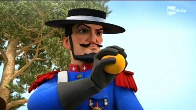 Zorro la leggenda un complotto malriuscito video raiplay