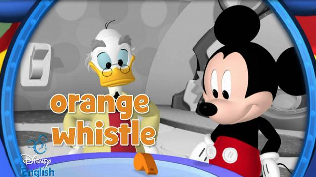 Rai Yoyo Disney English 4 - Ep.82