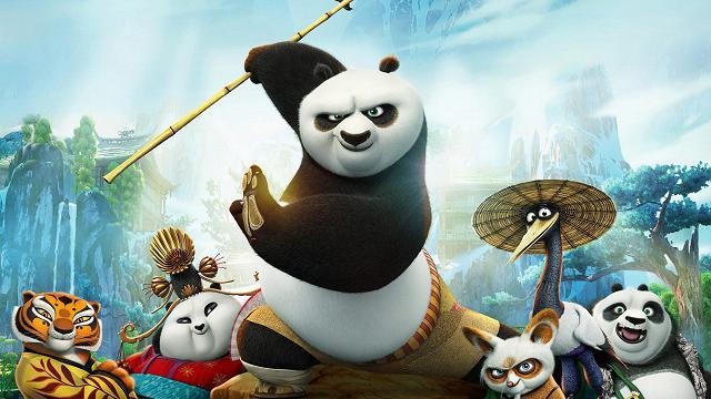 Rai Gulp Kung Fu Panda - S2E8
