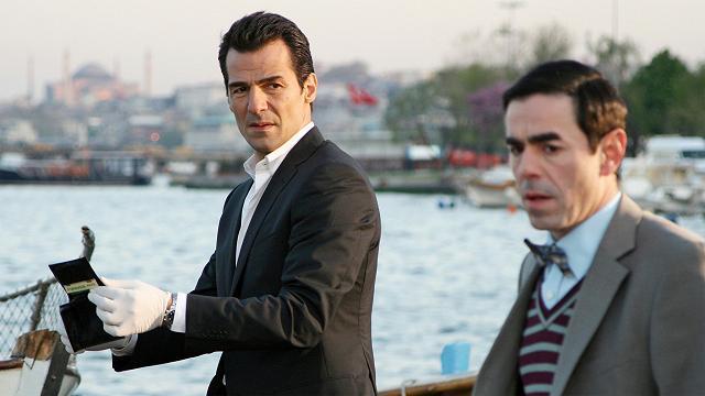 Rai 2 Squadra Omicidi Istanbul - Partita chiusa