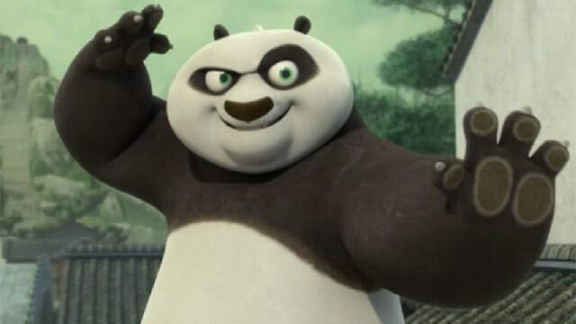 Rai Gulp Kung Fu Panda - S3E3