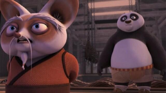 Rai Gulp Kung Fu Panda - S3E7