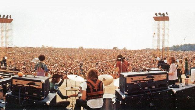 Rai 5 The Woodstock Diaries - E2