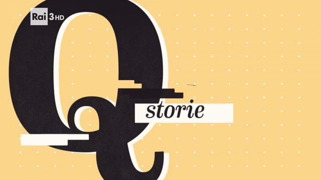 Rai 3 Quante storie