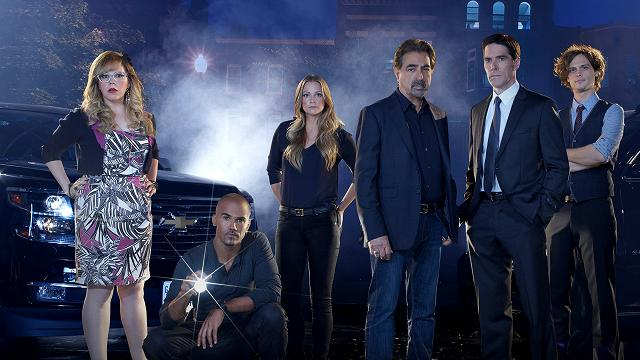 Rai 4 Criminal Minds S8E16