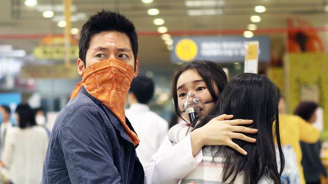 Rai 2 The Flu - Il contagio