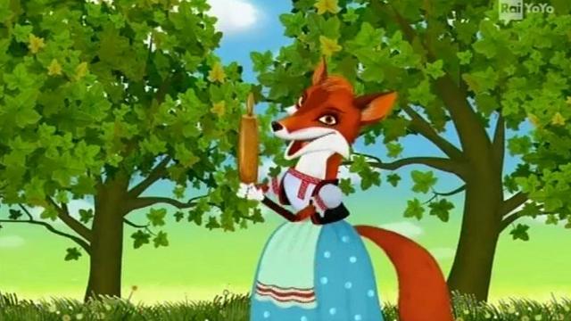 Rai Yoyo I Racconti di Masha - S1E22 - La volpe e il Metterello