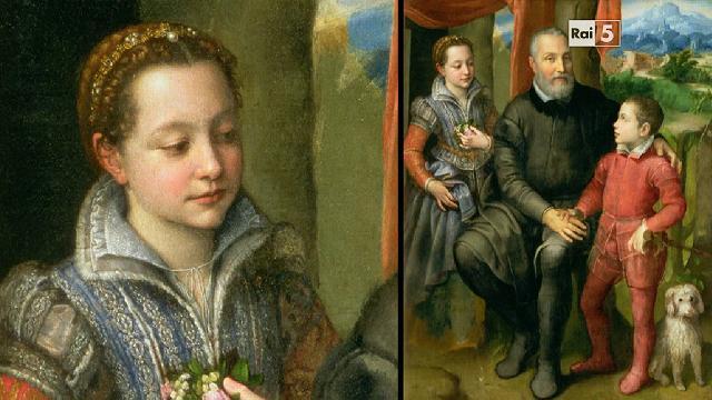 Rai 5 Quattro secoli di arte al femminile