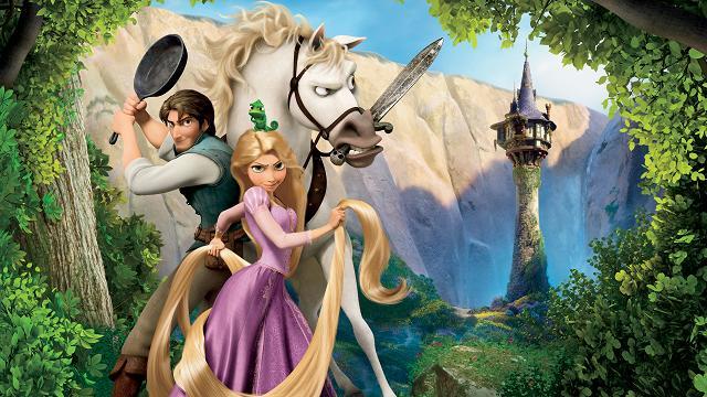 Rai Gulp Rapunzel Yr 1 - Ep.22