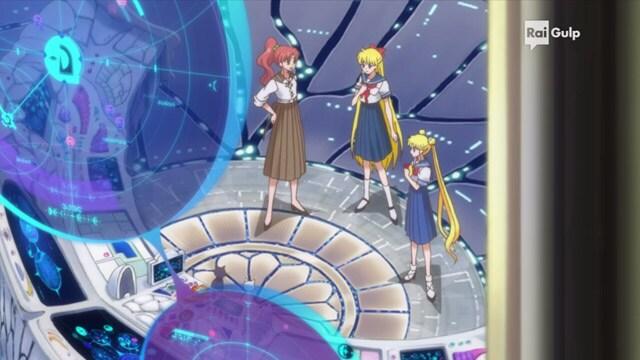 Rai Gulp Sailor Moon Crystal - S1E17 - Atto XVII: Il segreto di Sailor Jupiter