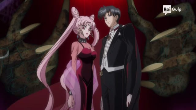 Rai Gulp Sailor Moon Crystal - S1E24 - Atto XXIV: Nemesis all'attacco